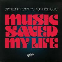 DIMITRI FROM PARIS x FIORIOUS - Music Saved My Life : GLITTERBOX (UK)
