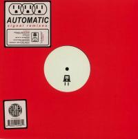 AUTOMATIC - Signal Remixes : STONES THROW (US)