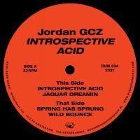 JORDAN GCZ - INTROSPECTIVE ACID : RUSH HOUR <wbr>(Netherlands)