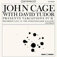 JOHN CAGE - Variations IV : MODERN HARMONIC (US)