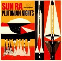 SUN RA - Plutonian Nights : MODERN HARMONIC (US)