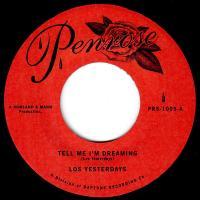 LOS YESTERDAYS - Tell Me I'm Dreaming : PENROSE (US)