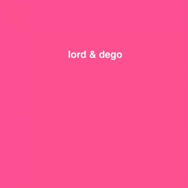 LORD & DEGO - Lord & dego : 12inch