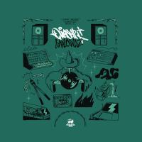 QUASAR - Ba dlandz EP : 12inch