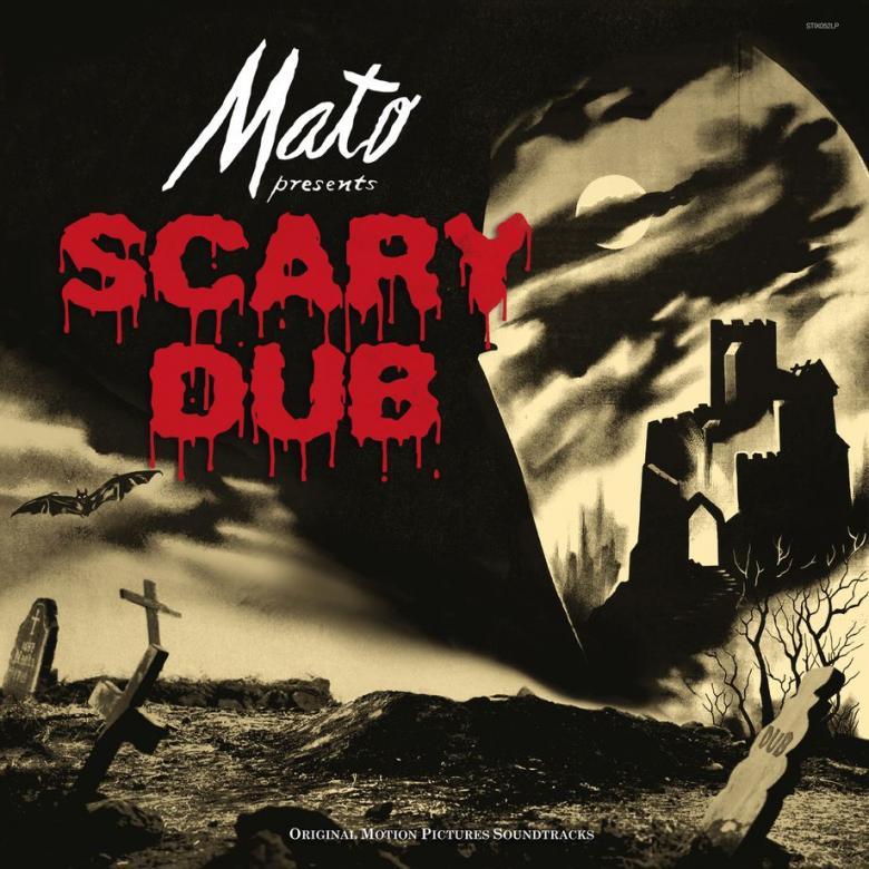 MATO - Scary Dub : LP