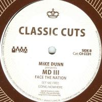 MIKE DUNN - Face The Nation : 12inch