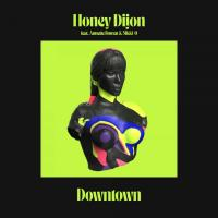 HONEY DIJON feat. ANNETTE BOWEN & NIKKI-O - Downtown (incl. Louie Vega Remixes) : CLASSIC (UK)