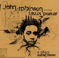 JOHN ROBINSON feat. LEWIS PARKER - A Place Called Home / The Big Picture : 7inch