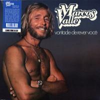 MARCOS VALLE - Vontade De Rever Você : LP