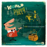 VARIOUS - The World Is A Party! - Vol.1 : LP