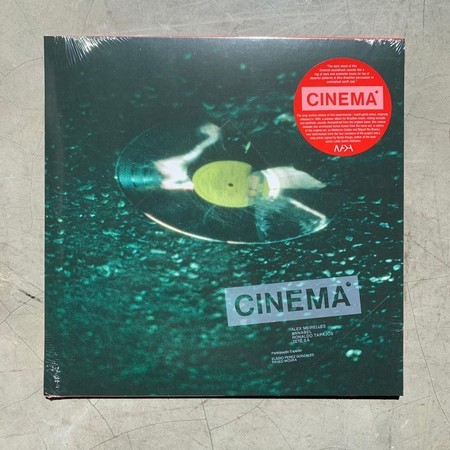 CINEMA - Cinema : LP gallery 0