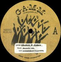 UKOKOS & JOBCO - HANDS ON/ON THE WORD : G.A.M.M (SWE)