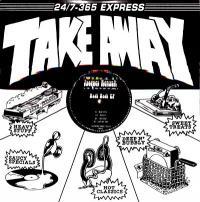 JACQUES RENAULT - BADI BADI EP : TAKE AWAY (US)