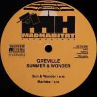 GREVILLE - Summer & Wonder : 12inch