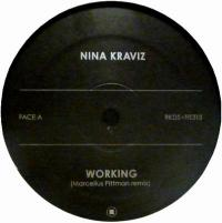NINA KRAVIZ - Marcellus Pittman and Urban Tribe Remixes : 12inch