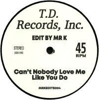 MR K EDITS - Mr K Edits, Vol.4 : 12inch