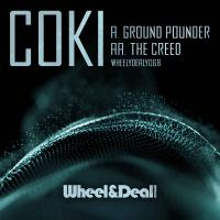 COKI - Ground Pounder / The Creed : 12inch