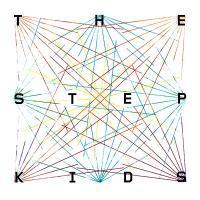 THE STEPKIDS - S/T : LP