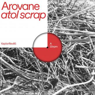 Arovane - Atol Scrap : LP