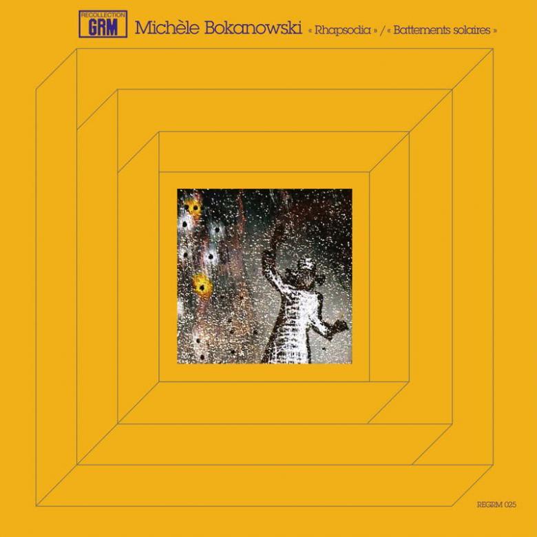 MICHÈLE BOKANOWSKI - Rhapsodia / Battements solaires : LP