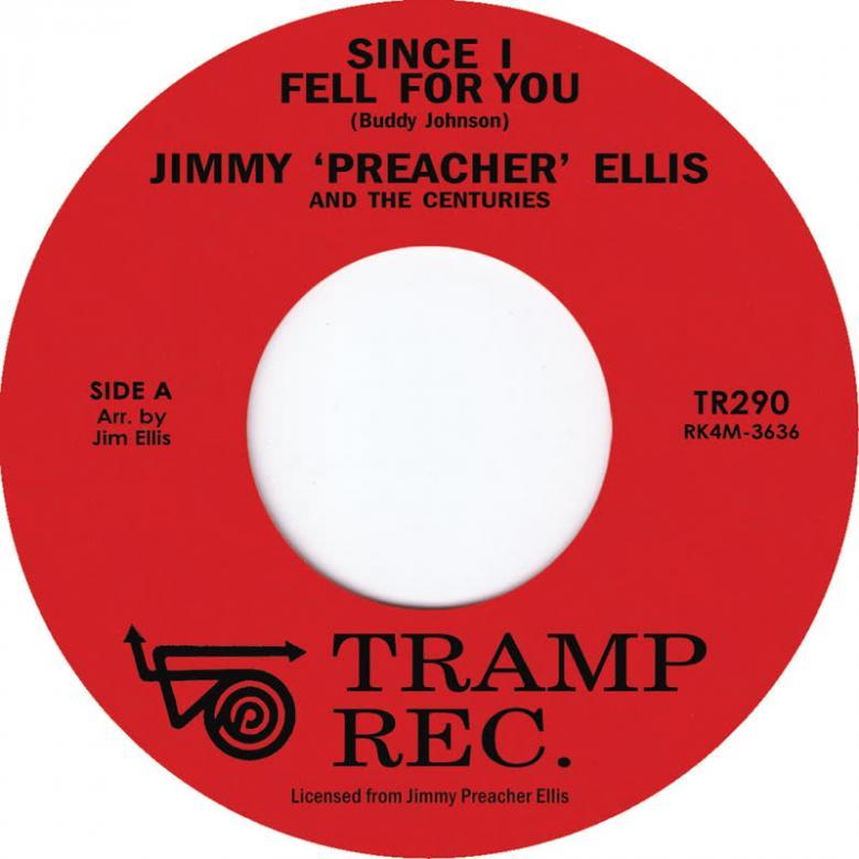 JIMMY PREACHER ELLIS - Since I Fell for You : TRAMP (UK)