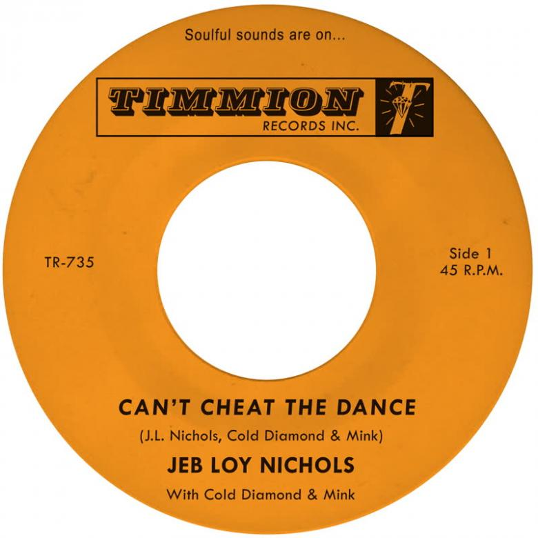 JEB LOY NICHOLS - Can't Cheat The Dance : TIMMION (FIN)