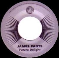 JAMES PANTS - Future Delight : 7inch