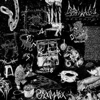 GABBER MODUS OPERANDI - PUXXXIMAXXX (2021 Reissue) : LP (Splatter vinyl)