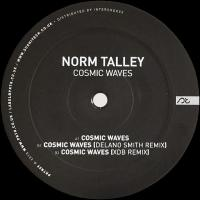 NORM TALLEY - Cosmic Waves : PARITER (UK)