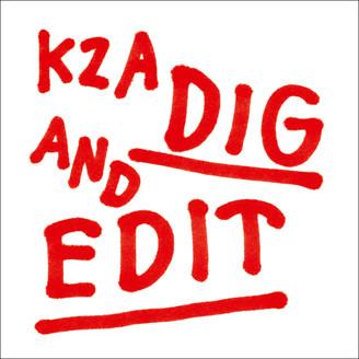 KZA - Dig And Edit : MULE MUSIQ (JPN)