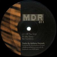 ANTHONY PARASOLE - Off The Grid : 12inch