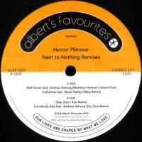 HECTOR PLIMMER - Next To Nothing Remixes : 12inch