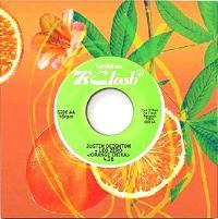 JUSTIN DEIGHTON / LEO ZERO - Orange Chika : 7inch