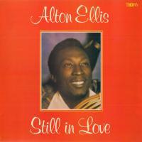 ALTON ELLIS - Still In Love : LP