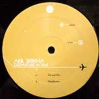ARIL BRIKHA - Deeparture In Time : 12inch