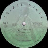 ANTONIO - Azande 'Africa Nueva' / Kieleeks Groove / Rhumba En Paraiso : 12inch