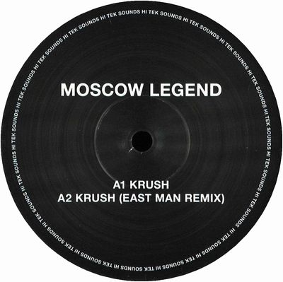 MOSCOW LEGEND & TRIZNA - Made In Moscow : Hi Tek Sounds (UK)