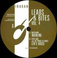 VARIOUS ARTISTS - Leads & Bites Vol. 4 : 12inch