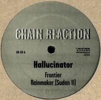 HALLUCINATOR - Frontier : 12inch