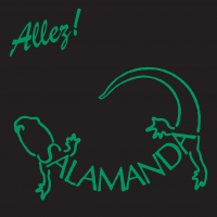 SALAMANDA - Allez! : GOOD MORNING TAPES (FRA)
