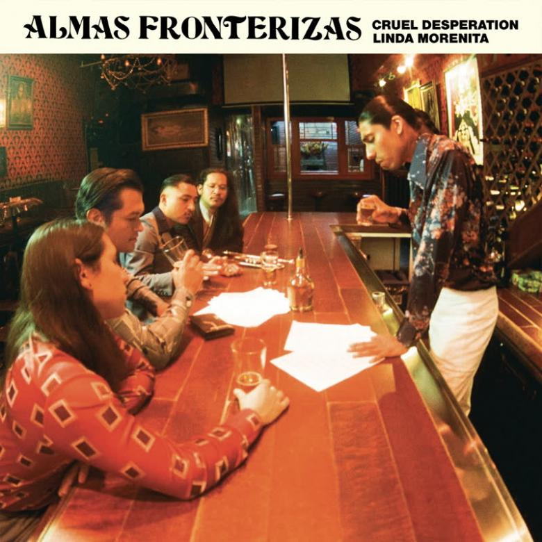ALMAS FRONTERIZAS - Cruel Desperation : NAMES YOU CAN TRUST (US)