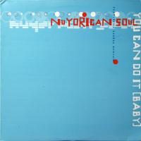 NUYORICAN SOUL Featuring GEORGE BENSON - You Can Do It (Baby) : 12inch