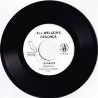LAS RAICES - Gentrified / Gun : ALL WELCOME RECORDS (US)