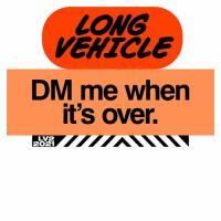 CARMEL & SALOMO / EDWARD / LARA / GRANT DELL - DM Me When It's Over : 12inch