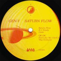 GEN-Y - Saturn Flow EP : 12inch
