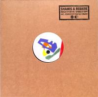 SHAMIS / REBIERE - Rock It For Ya/Shake It Off EP : WICKED WAX AMSTERDAM (HOL)