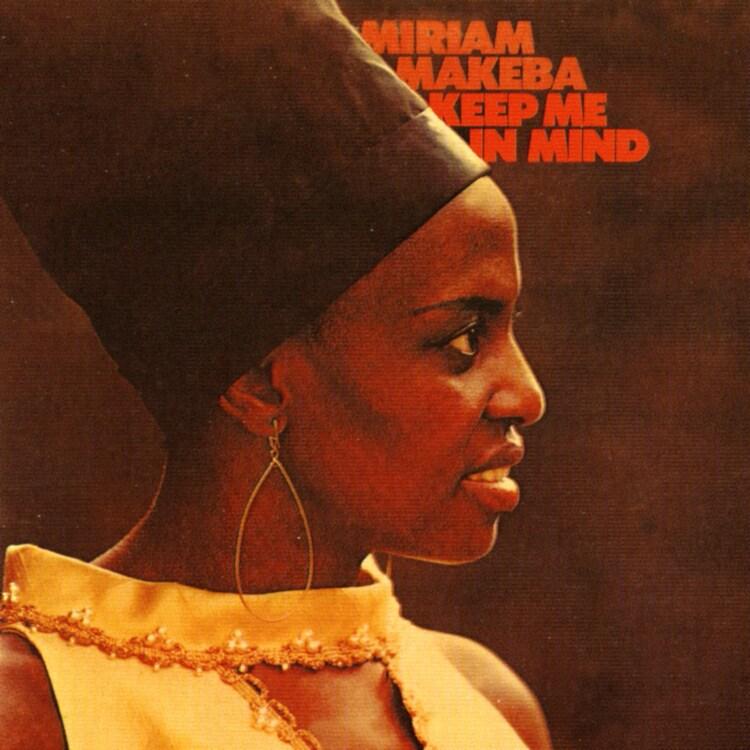 MIRIAM MAKEBA - Keep Me In Mind : STRUT (UK)