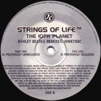 THE 10TH PLANET - Strings Of Life (Ashley Beedle Remixes) : 12inch