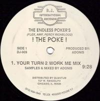 THE ENDLESS POKER'S - ! The Poke ! : 12inch