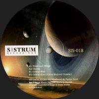 PATRICE SCOTT - Orbital Bliss EP : SISTRUM (US)